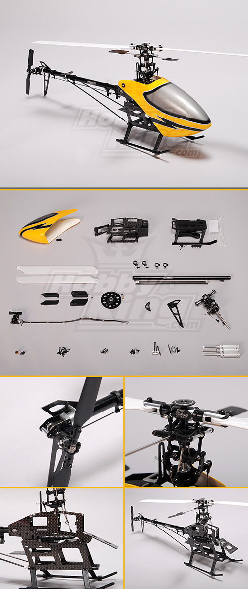 HK-250GT Electric Helicopter Kit