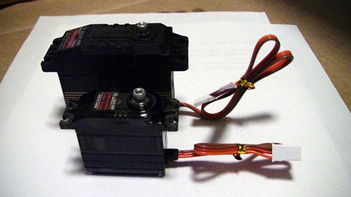 BMS-L530MG 1/5 Scale Servo