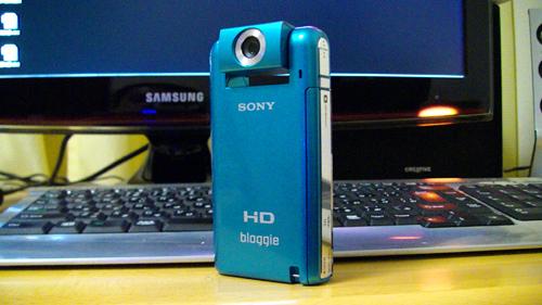 "SONY MHS-PM5K ""bloggie""(ブロギー)"