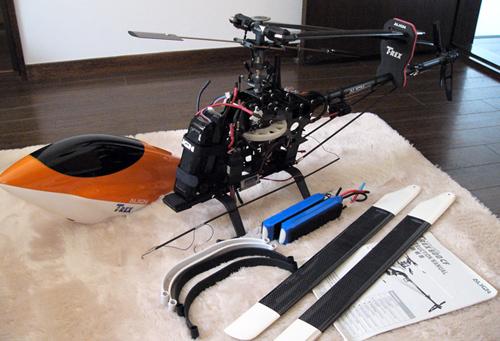 T-REX600CF