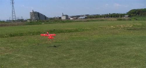 Hyperion SU31-10e 3D初飛行動画
