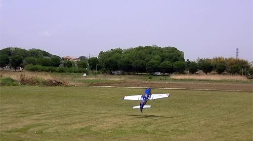 MXS-R 30cc 電動コンバージョン初飛行動画