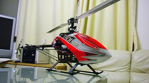 T-REX550E V2 3GX