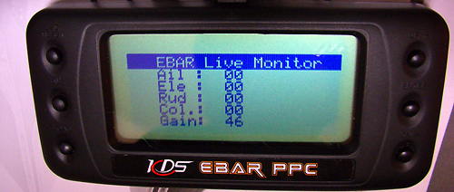 E-BAR Live Monitor