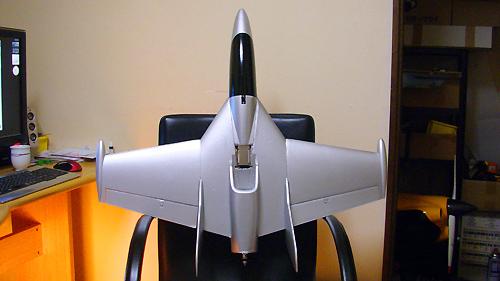 Flyjet X-83 完成♪