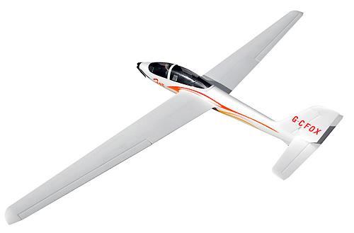 Fox EPO Glider 2.32M (91.4in) Plug-n-Fly (v2)