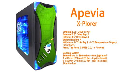APEVIA X-Plorer