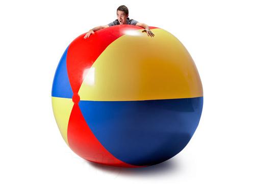 直径2.75m 超巨大ビーチボール