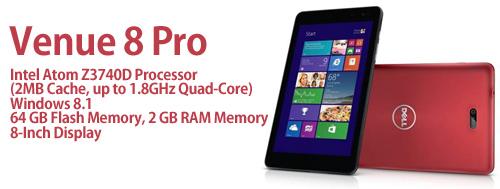 Venue 8 Pro