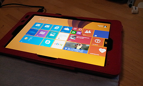 DELL venue 8 Pro windows8.1
