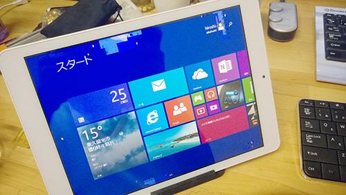 Teclast X98 Air windows8.1