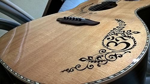 Luna Guitars Vicki Genfan SG