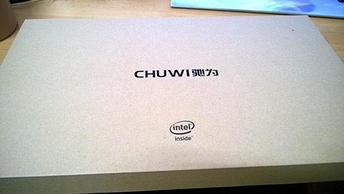 Chuwi Hibook Pro 箱