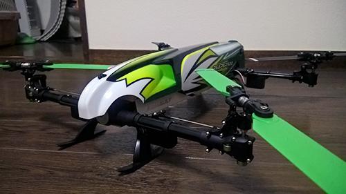 Assault Reaper 500 フロント