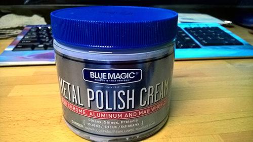 ブルーマジック メタルポリッシュクリーム