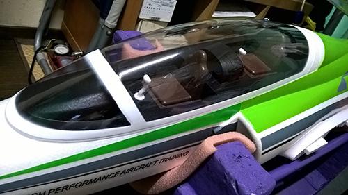TAFT HOBBY Viper Jet キャノピー
