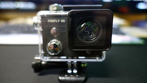 HawKeye Firefly 8S カメラ本体