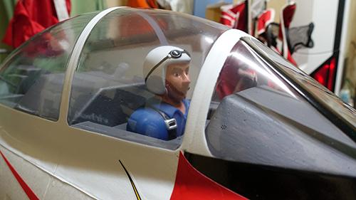 Carbon-Z® T-28 PNP 搭乗員