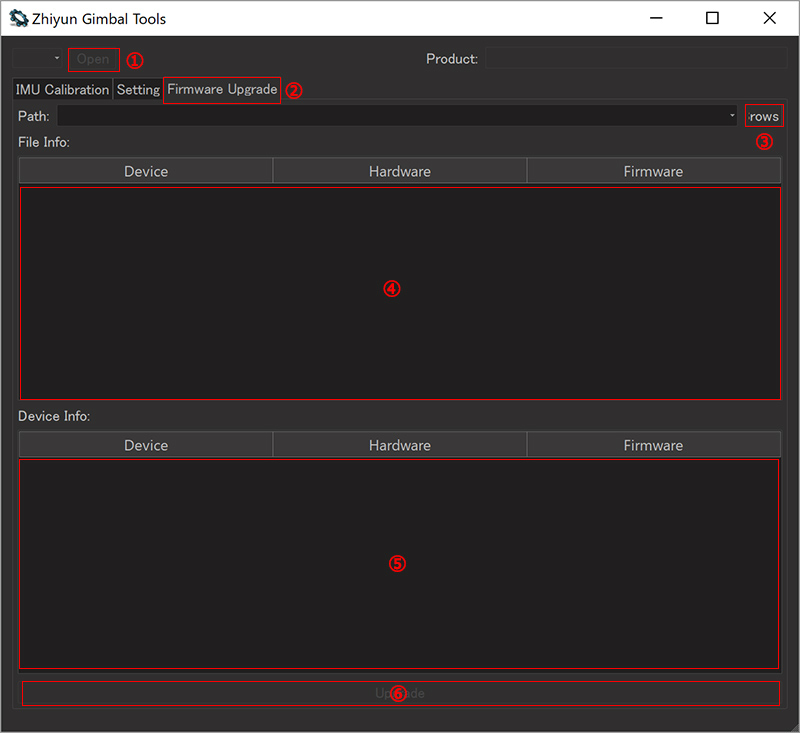 Zhiyun Gimbal Tools v1.3.2.exe