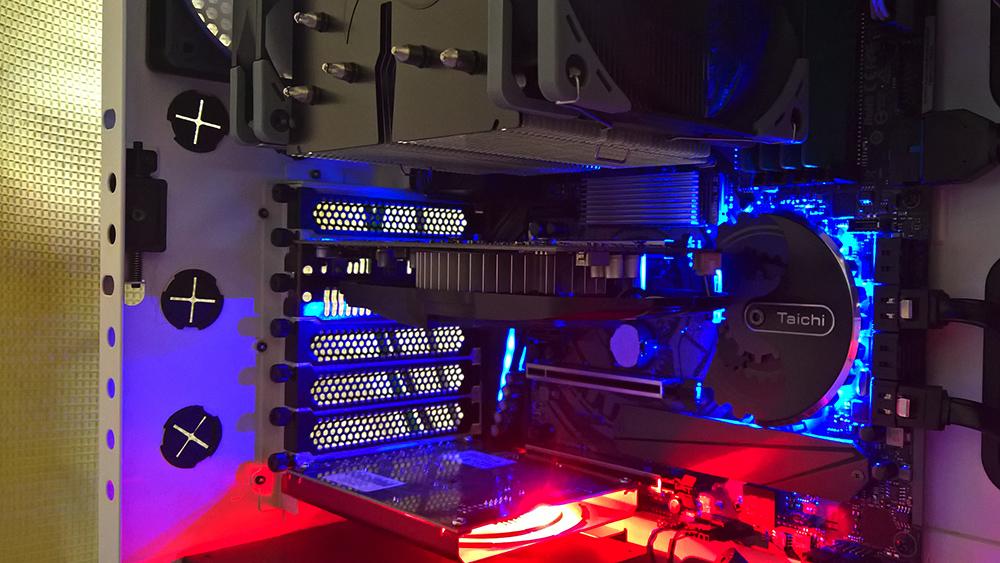 最強PC?完成♪